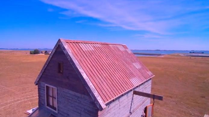 Screenshot van de trailer.