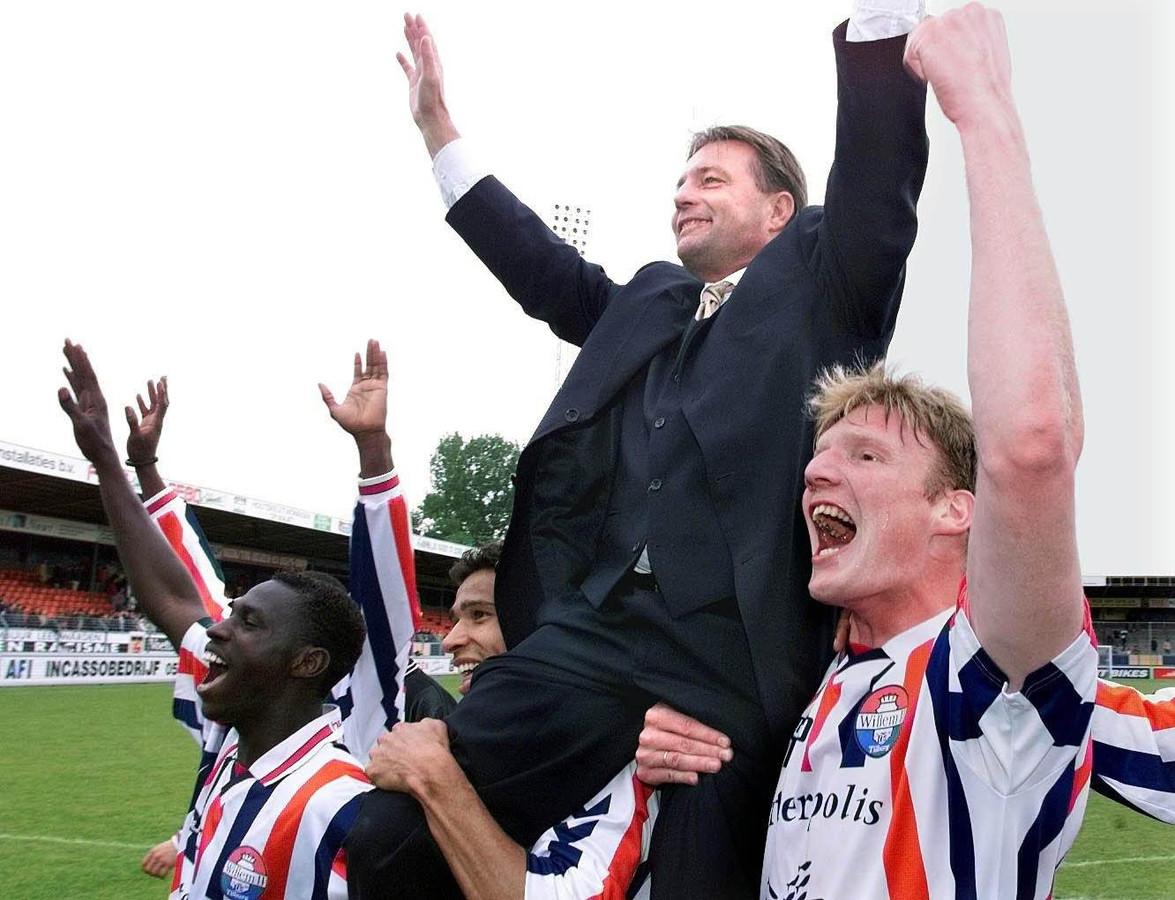 Onder trainer Co Adriaanse werd Willem II in 1999 met aanvallend voetbal tweede in de eredivisie.