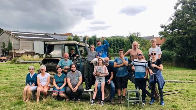 """Weide van boer Jos wordt even pop-up camping De Weij: """"Een authentieke ervaring moet je niet ver zoeken"""""""