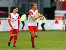 Aanvoerder Janssen na bereiken finale play-offs: 'Heerlijk, je doet het voor die fans'