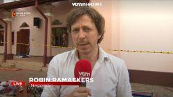 "Robin Ramaekers in Sri Lanka: ""Er liggen nog steeds resten van slachtoffers"""