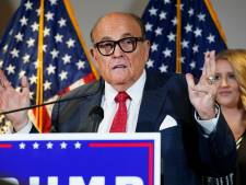 Trump annonce que son avocat Rudy Giuliani est positif au coronavirus