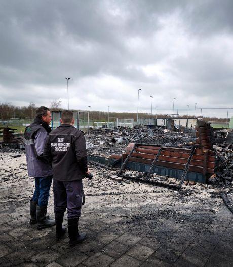 'Twee keer brand in één week op bijna zelfde tijdstip? Bizar'