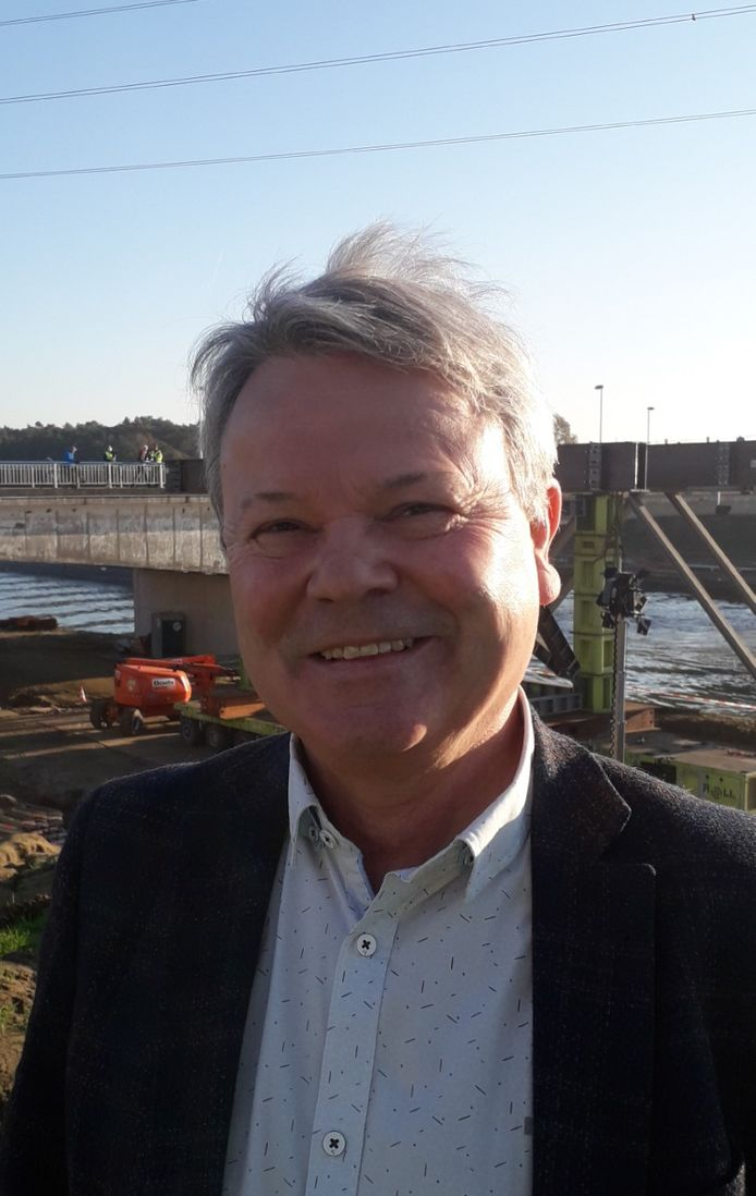 Chris Danckaerts, gedelegeerd bestuurder bij De Vlaamse Waterweg