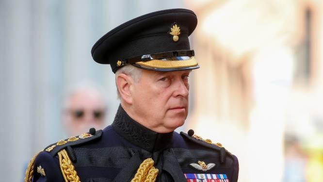 """Scotland Yard zet onderzoek naar prins Andrew stop: """"Geen verrassing"""""""