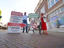 Groote Markt in Oldenzaal verklaard tot 'Genietgebied': 'Niet fietsen, maar lopen'