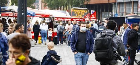 'Bloedbad in de grote steden': winkelend publiek blijft weg vanwege mondkapje