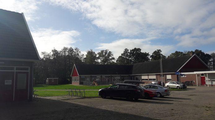 Het terrein van het voormalig azc in Barlo.