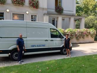 Gemeente vergroent wagenpark nog wat meer met aankoop elektrische bestelwagen
