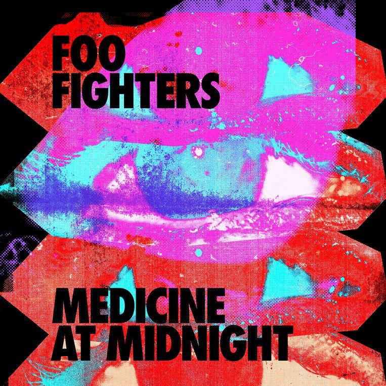 'Medicine at Midnight' van Foo Fighters verschijnt op 5 februari bij RCA Records. Beeld Humo