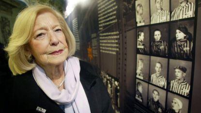 Vrouw die zich in concentratiekamp om Anne Frank bekommerde overleden