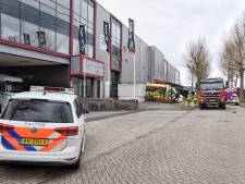 Gewonde bij bedrijfsongeval in Oisterwijk: medewerker komt klem te zitten