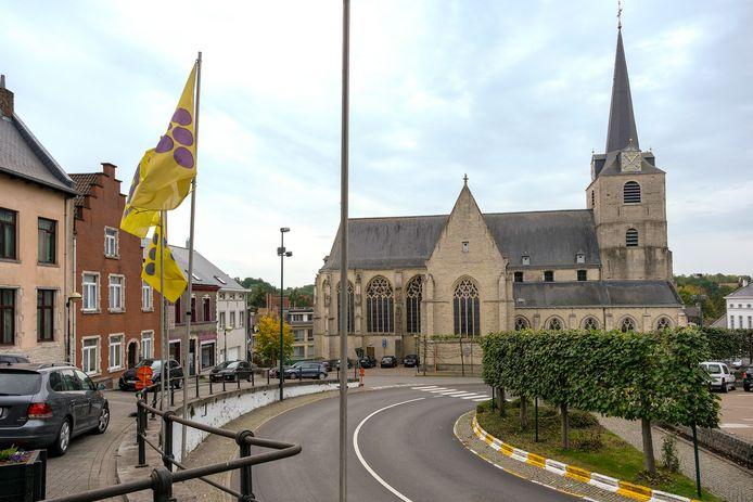 Het centrum van Overijse.