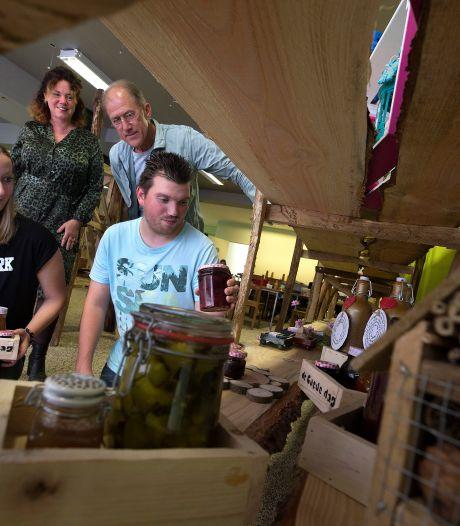 Mensen met mogelijkheden verzorgen winkel en maaltijdservice De Goede Dag
