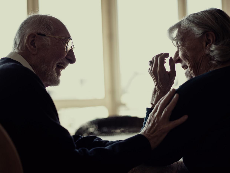 'We hebben een mooi leven gehad, geef ons nu ook een mooie dood' Beeld Jelle Vermeersch / Humo