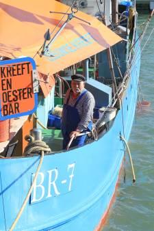 Lucky Lobster van Cor Fondse is nu echt Bressiaans: 'Heb alle vissers uit Breskens zien vertrekken'