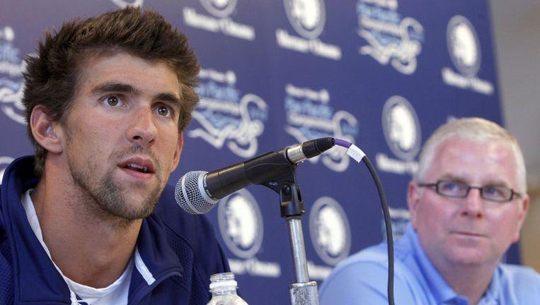Michael Phelps Foto AP Beeld