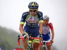 Marco Minnaard staat ook zijn mannetje op de Grand Colombier