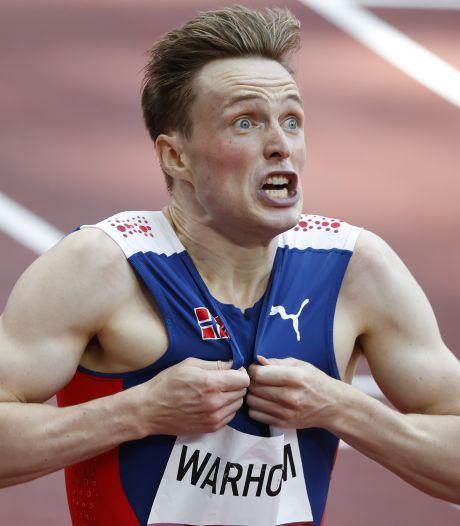 """""""La plus grande course de l'histoire des JO"""": Warholm pulvérise son record du monde du 400m haies en finale"""