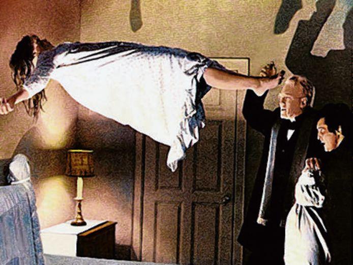 Duiveluitdrijving in de horrorfilm The Exorcist