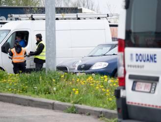 Trucker onder drugs betrapt en auto in beslag genomen van chauffeur die achterstallige boete niet kon betalen