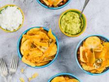 Wat Eten We Vandaag: Pikante nachoschotel met bonen