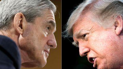Trumps advocaten willen niet dat hij zich door speciaal aanklager Mueller laat ondervragen