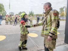 Nieuwe brandweerpost in Heinkenszand biedt ruimte zat: zelfs voor de vrouwen die er (nog) niet zijn