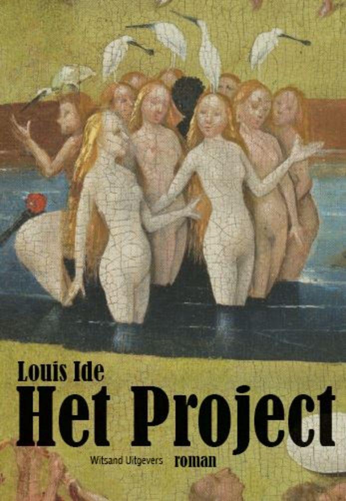 De cover van Het Project.
