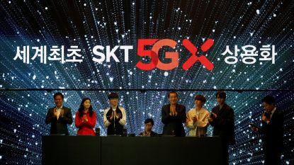 Zuid-Korea eerste land ter wereld met 5G-internet