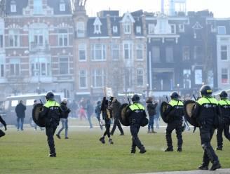 33 arrestaties in Amsterdam, maar ook vreedzame demonstraties