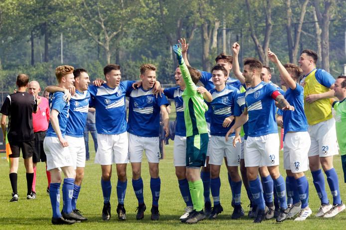 Etten-Leur : DSE kampioen na overwinning op NSV