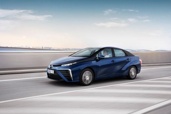 De Toyota Mirai