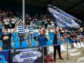 Eindelijk weer fans op De Vijverberg: nog lang geen boerenbruiloft, maar het begin is er
