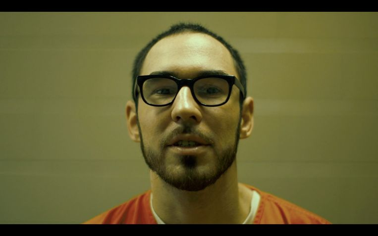 Moordenaar Josh Vallum. Beeld RV