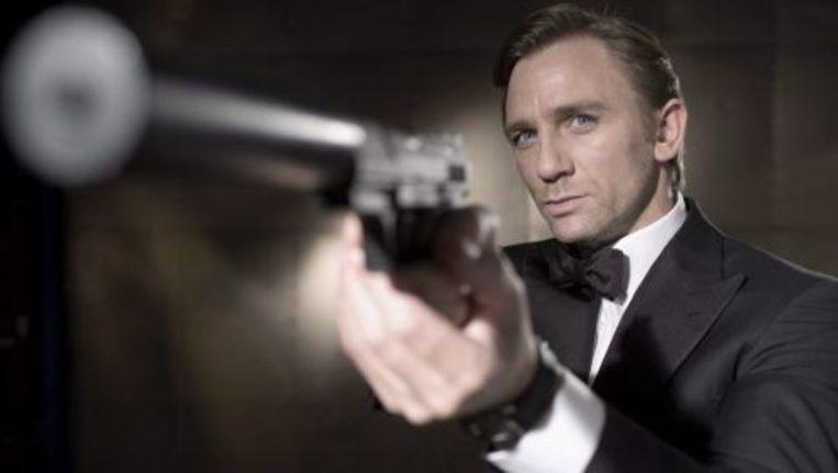 Daniel Craig als James Bond. ANP Beeld