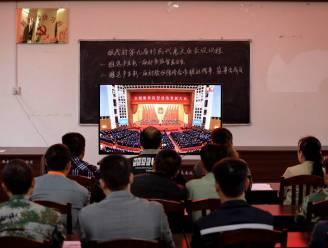 """Chinese president slaat zichzelf op de borst: """"Alle extreme armoede in mijn land is verdwenen"""""""