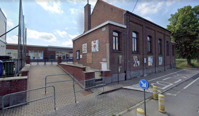 De Gemeentelijke Basisschool Herhout.