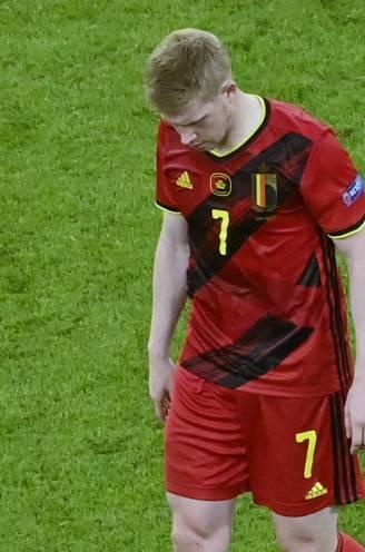 """Kevin De Bruyne speelde met scheur in de ligamenten: """"Een mirakel dat ik erbij was"""""""