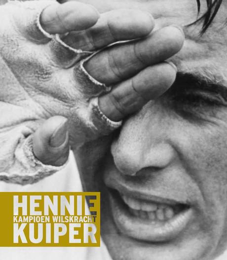 Boekpresentatie 'Hennie Kuiper Kampioen Wilskracht' in Denekamp