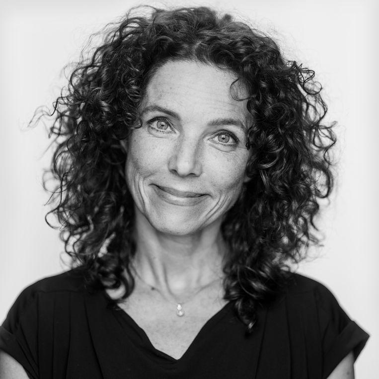 Paula van der Oest Beeld Frank Ruiter