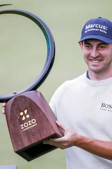 Golfer Cantlay troeft wereldtop af in ZOZO Championship