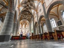 Heer van Geffen en rijke 'stinkerds' blijven nog even verborgen onder Geffense kerkvloer