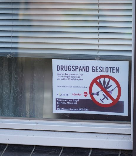 Woning in Rijen maanden op slot na vondst hennepstekkerij