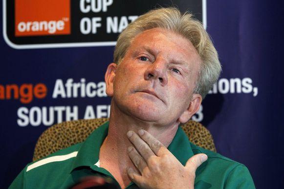 Paul Put coachte ook al Kenia, Gambia en Burkina Faso in Afrika.