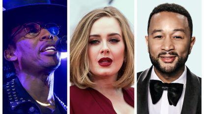 """""""Adele werkt op nieuw album samen met John Legend en voormalige producer Whitney Houston"""""""