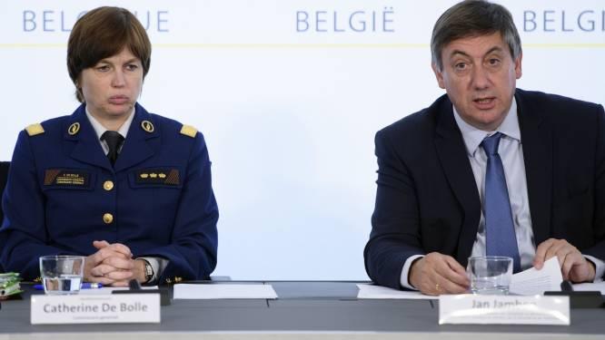 """Jambon: """"We hebben de situatie in Molenbeek niet onder controle"""""""