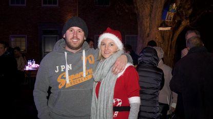 Kerstwandeling levert 1.000 euro op voor Kom op tegen Kanker