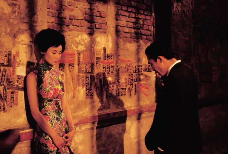'In the Mood for Love' is een film over verlangen. En dat komt in de kleinste kieren van de vertelling tot uiting. Beeld