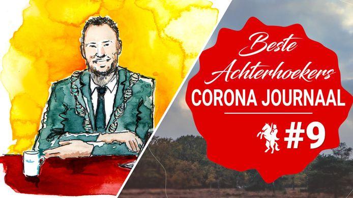 Beste Achterhoekers, het Achterhoek Coronajournaal #9